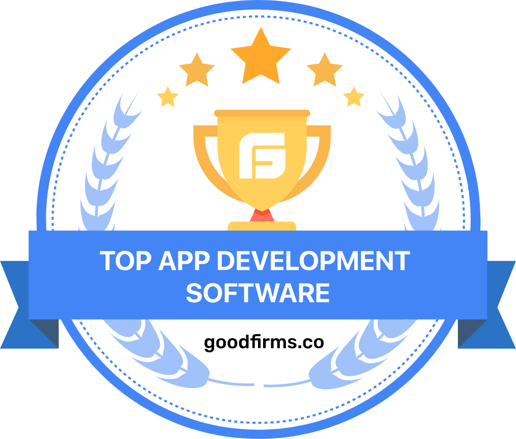 Top mobile App Development company rated by GoodFirms